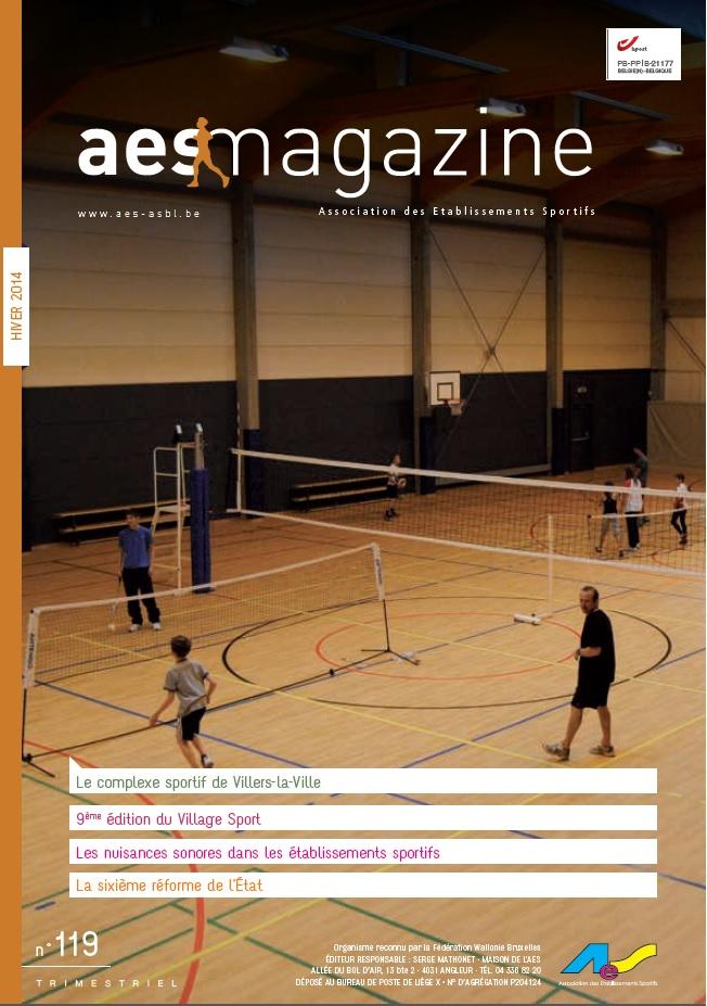 AES Magazine #119