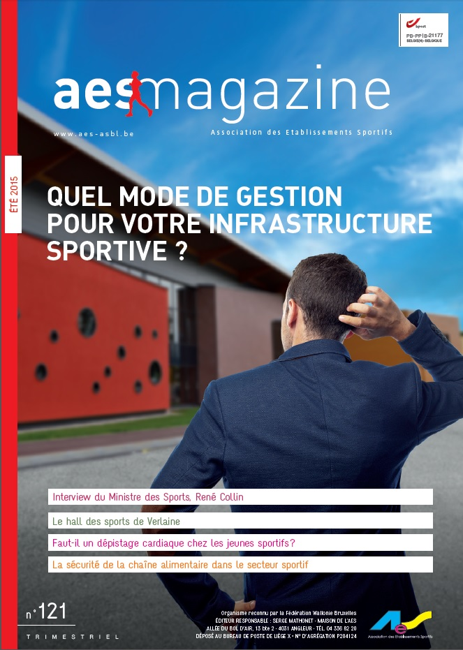 AES Magazine #121
