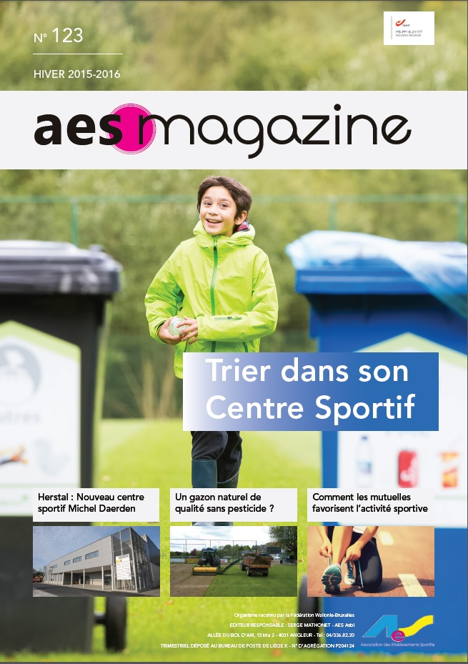 AES Magazine #123