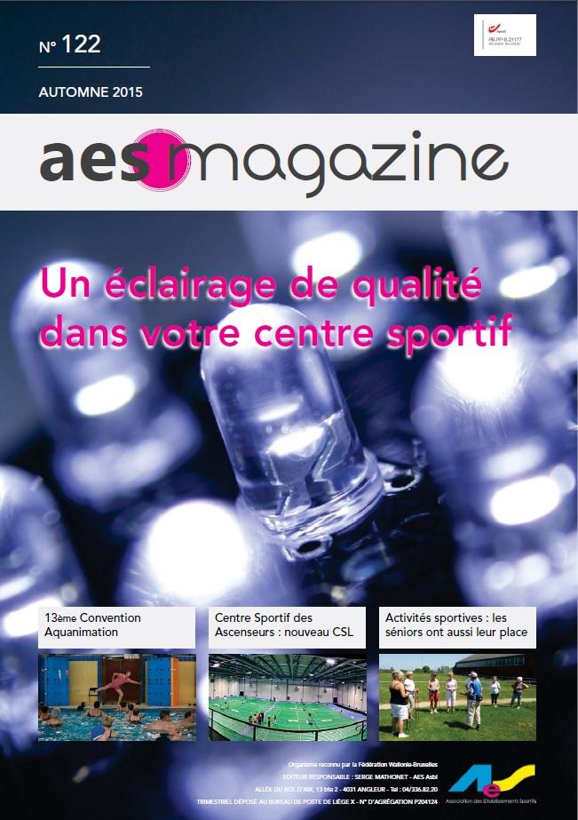 AES Magazine #122