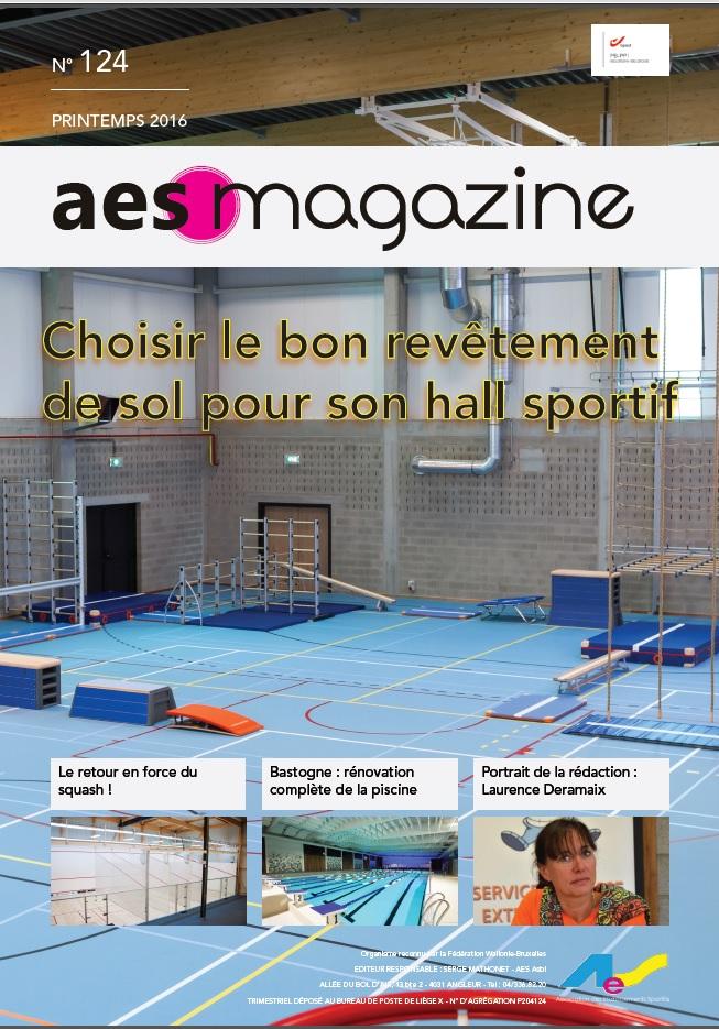 AES Magazine #124