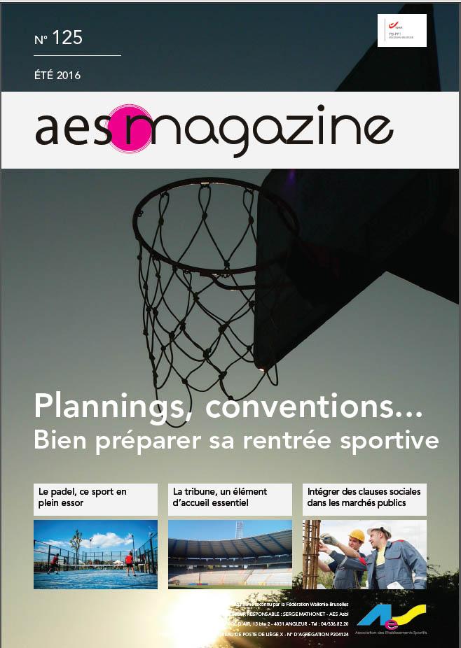 AES Magazine #125