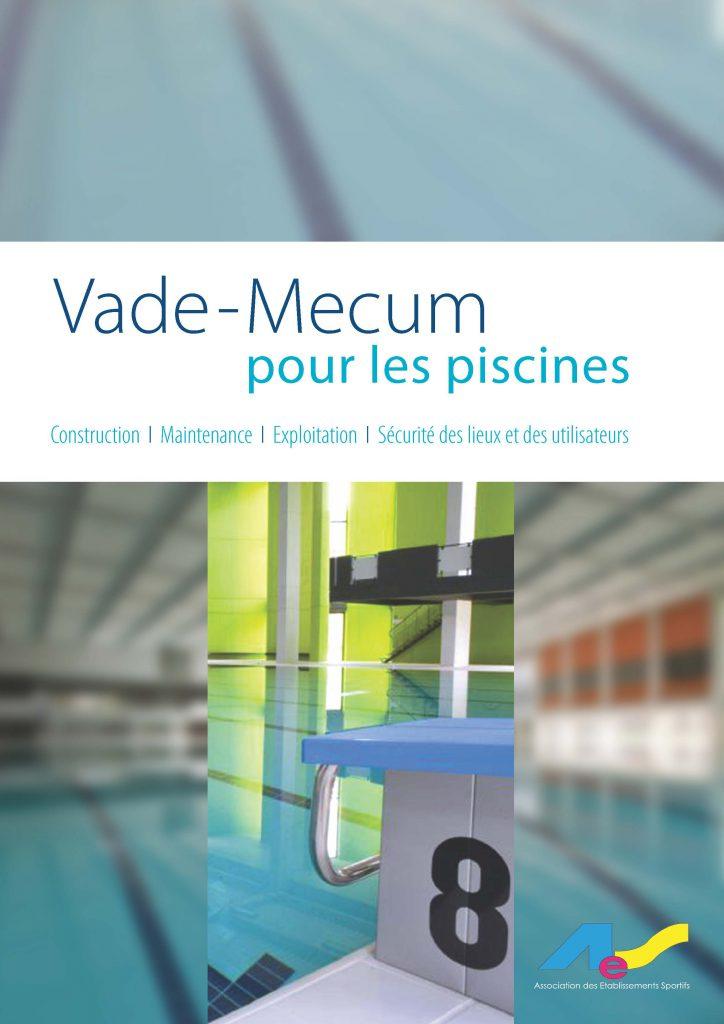 Commandez votre Vade-Mecum Piscines 2016