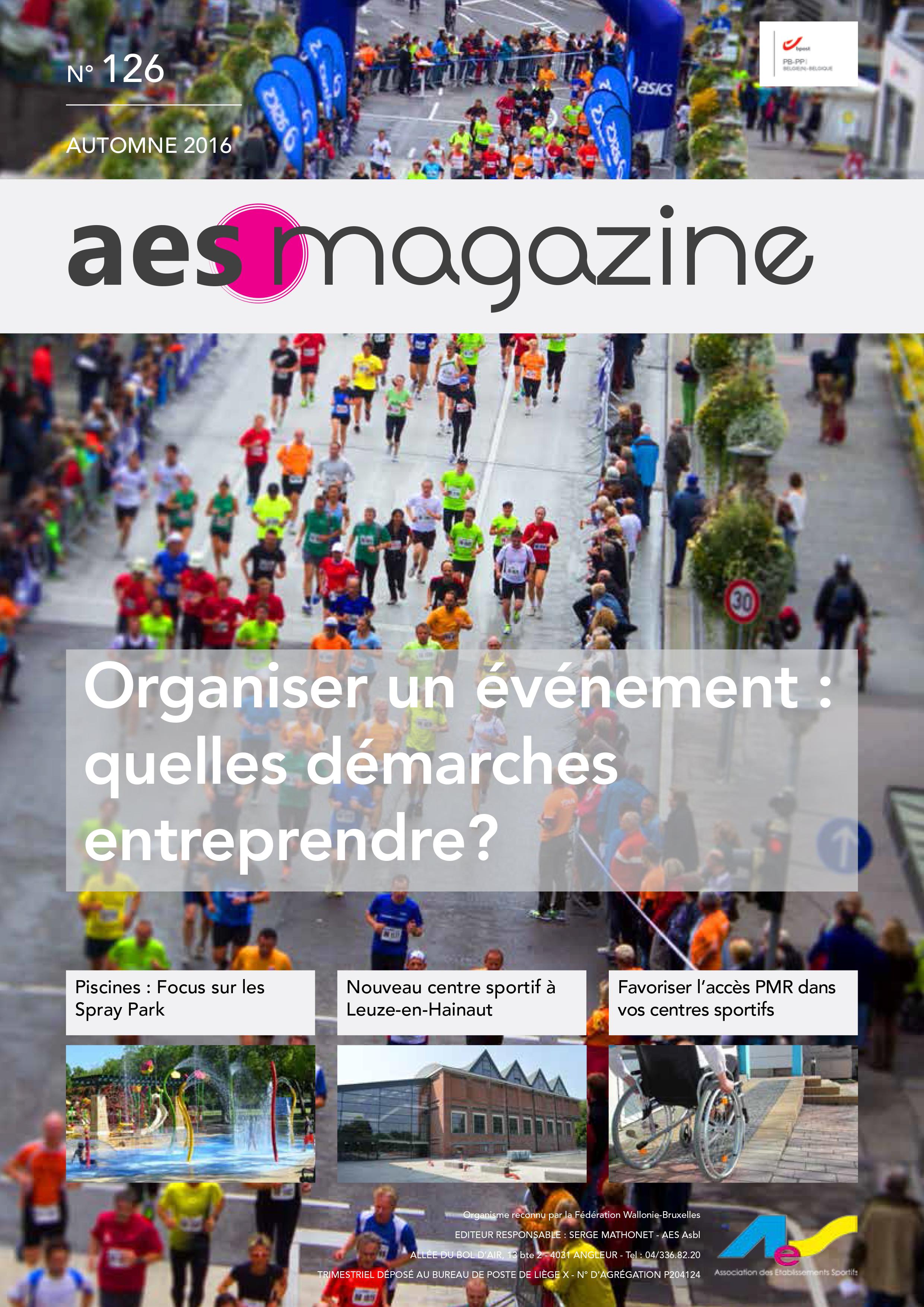 AES Magazine #126