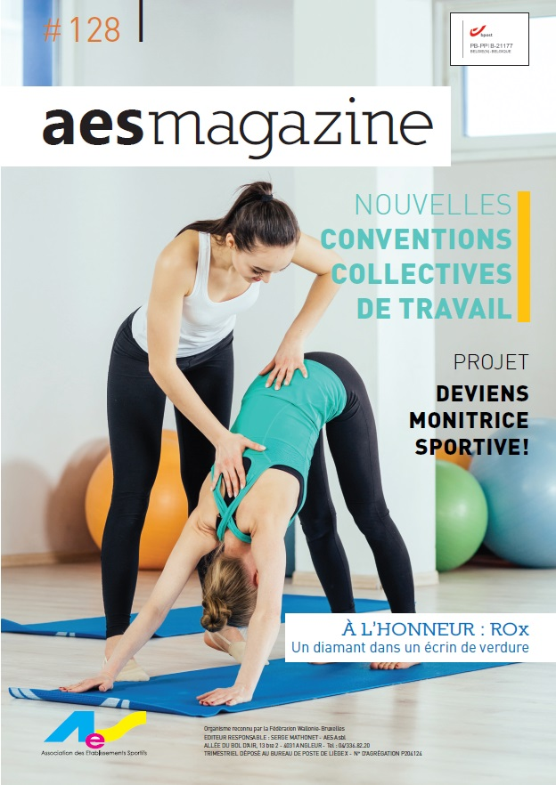 AES Magazine #128