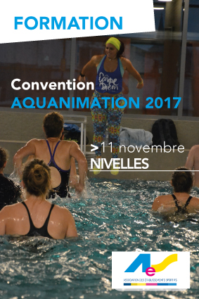 Convention Aquanimation | 11 novembre 2017 | Nivelles