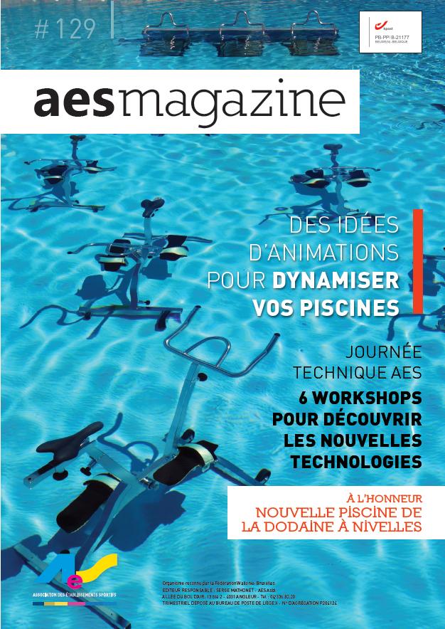 AES Magazine #129