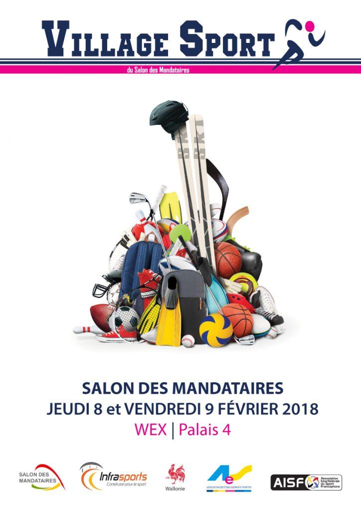 Village Sport du Salon des Mandataires