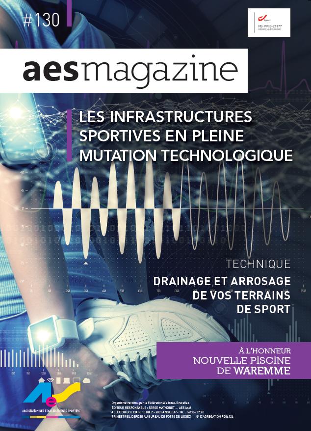 AES Magazine #130