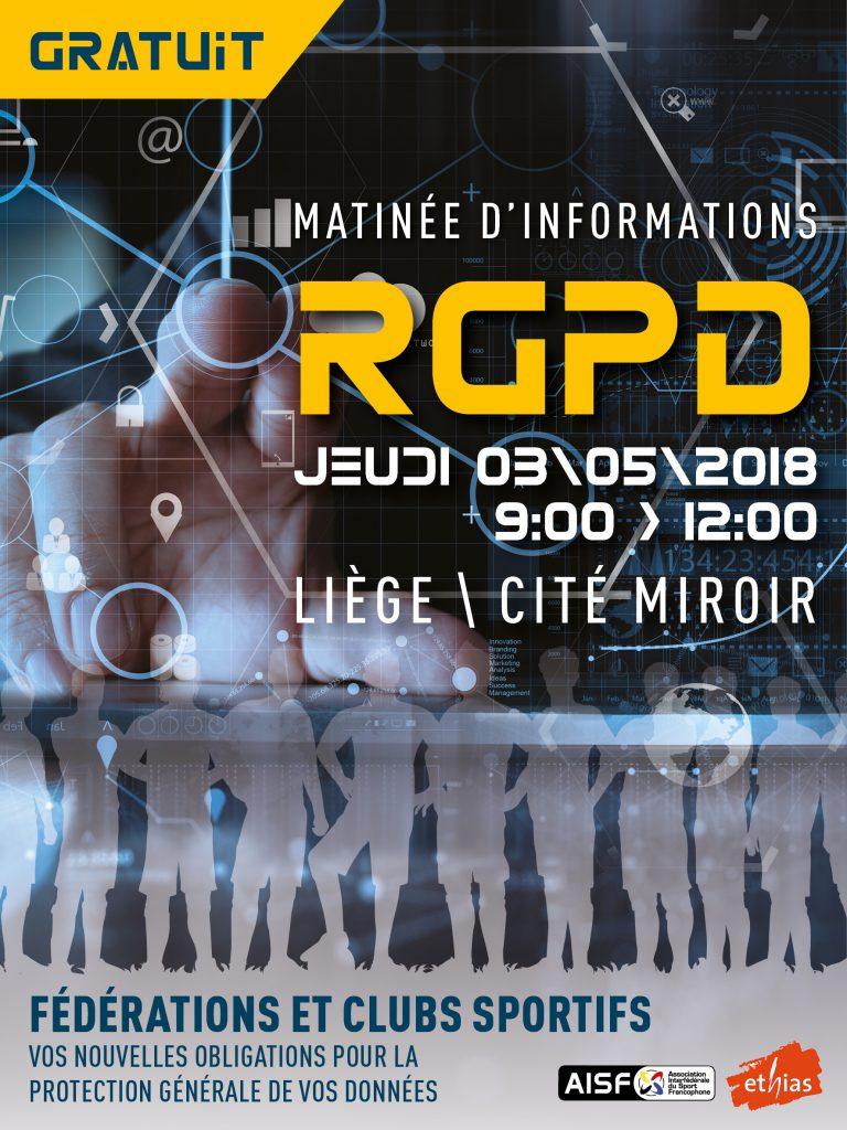 Colloque RGPD