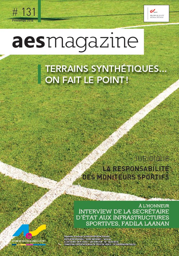 AES Magazine #131