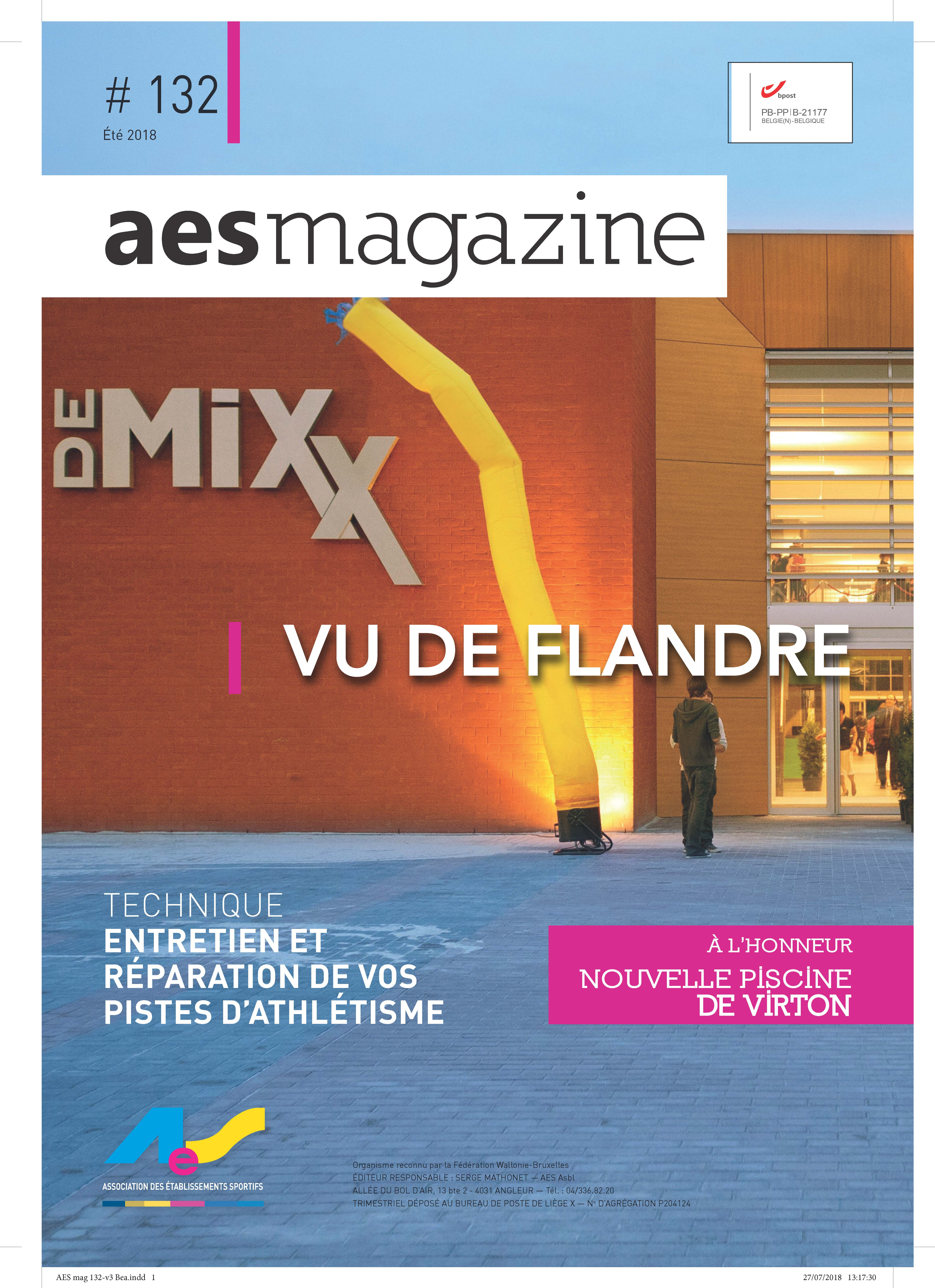 AES Magazine #132