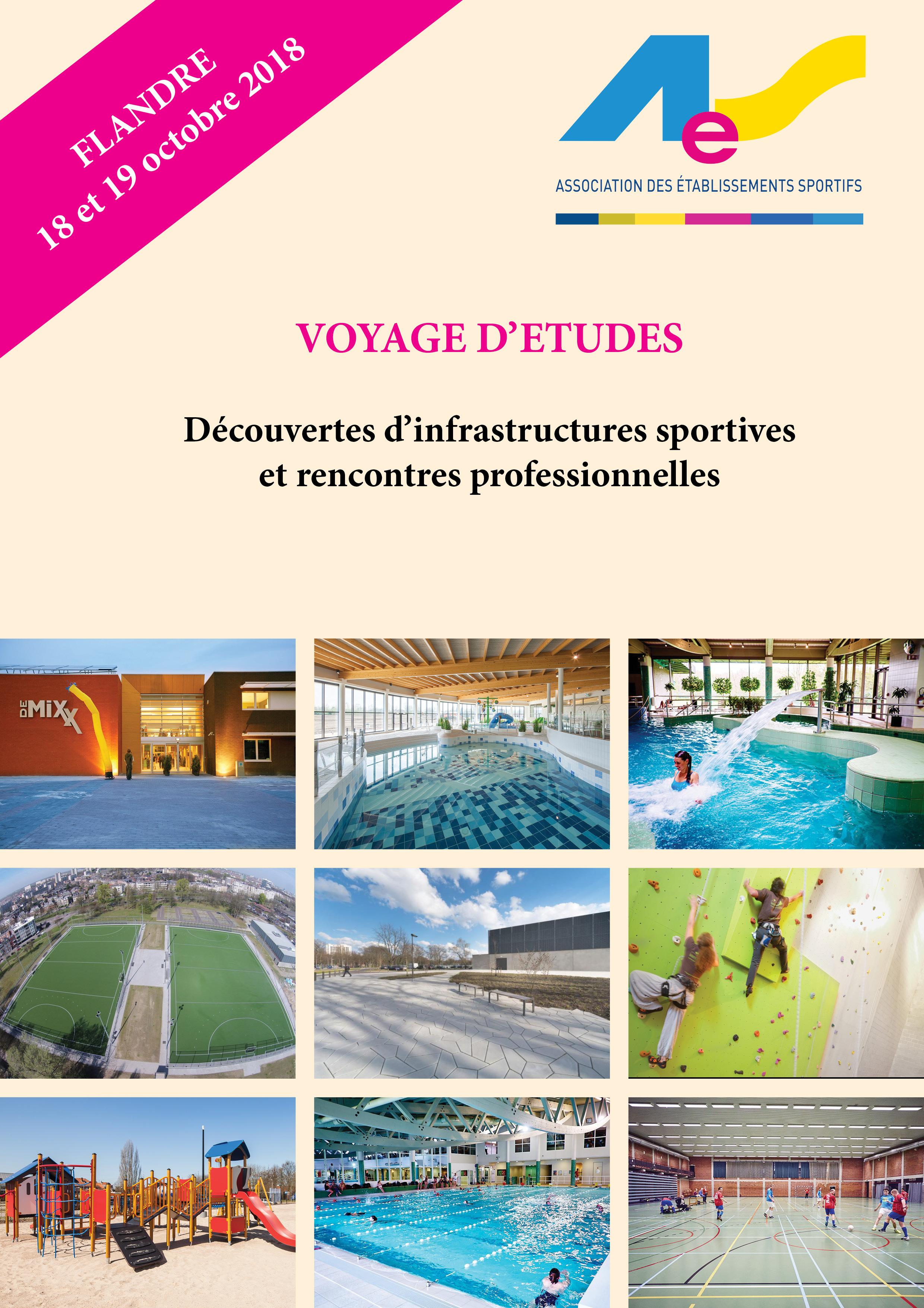 Voyage d'études 2018