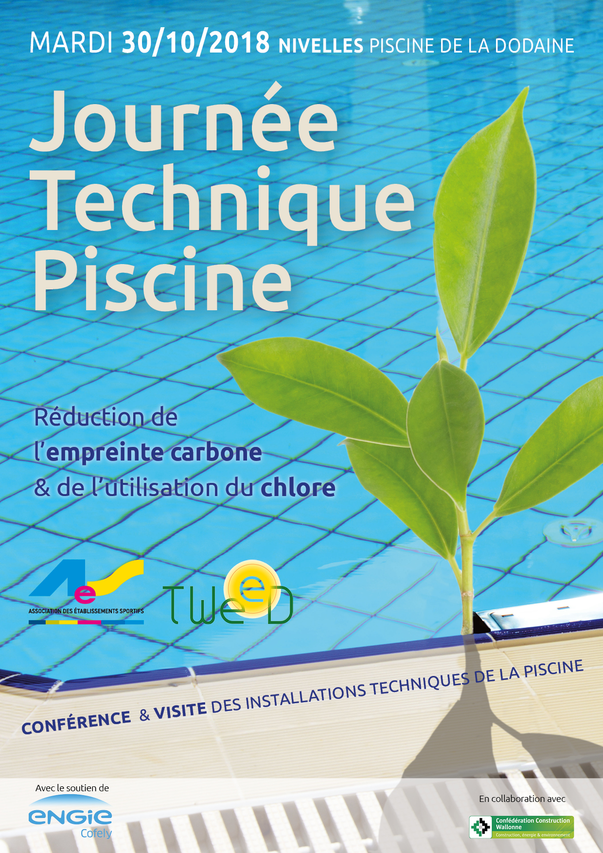 Journée Technique Piscine 2018