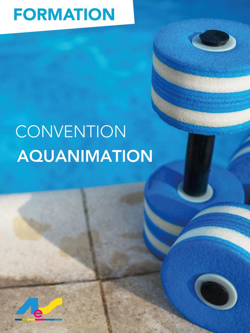 Convention Aquanimation 2018