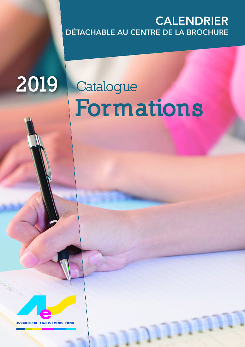 Catalogue Formations 2019