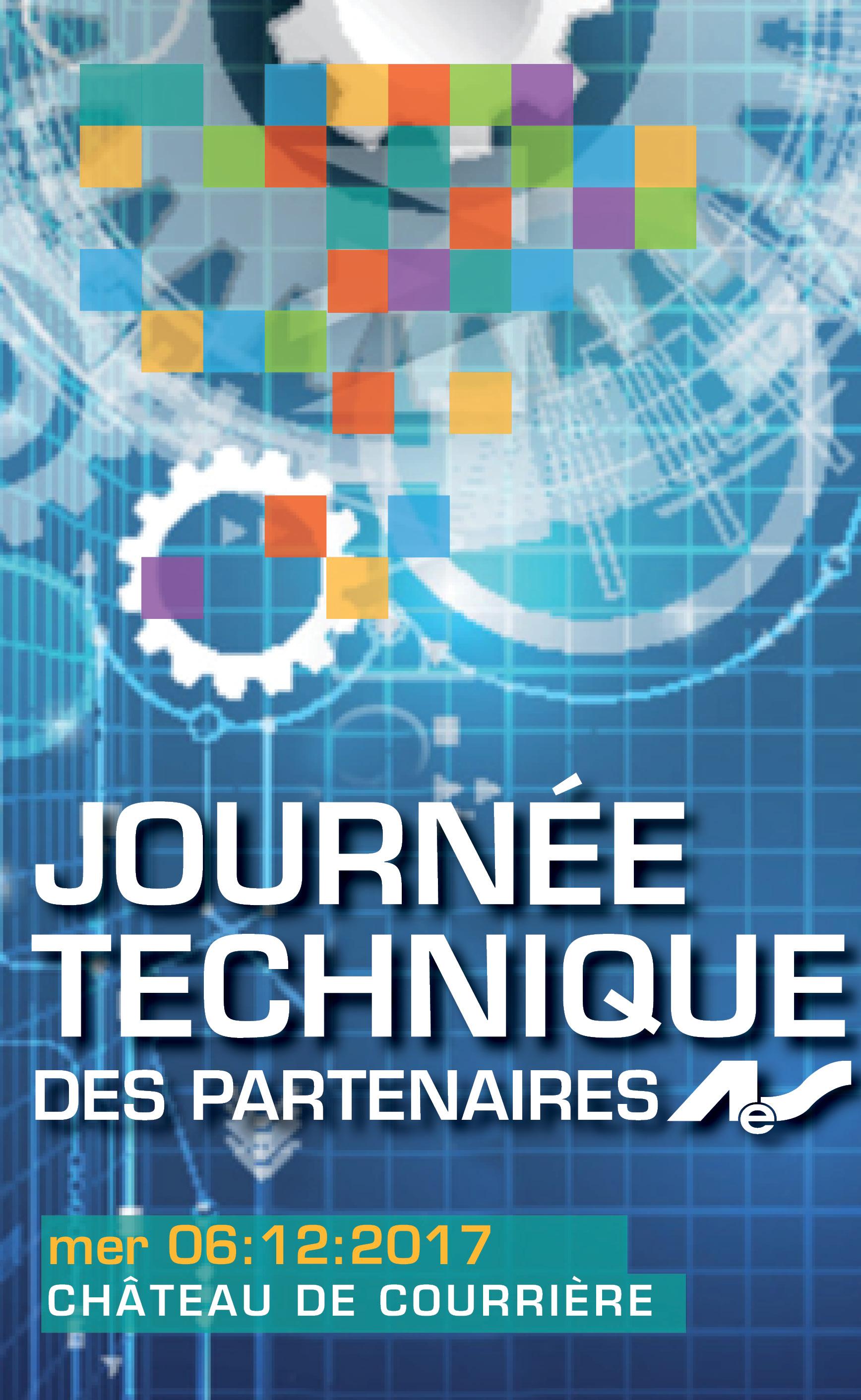 Journée Technique des Partenaires | 6 décembre 2017 | Courrière