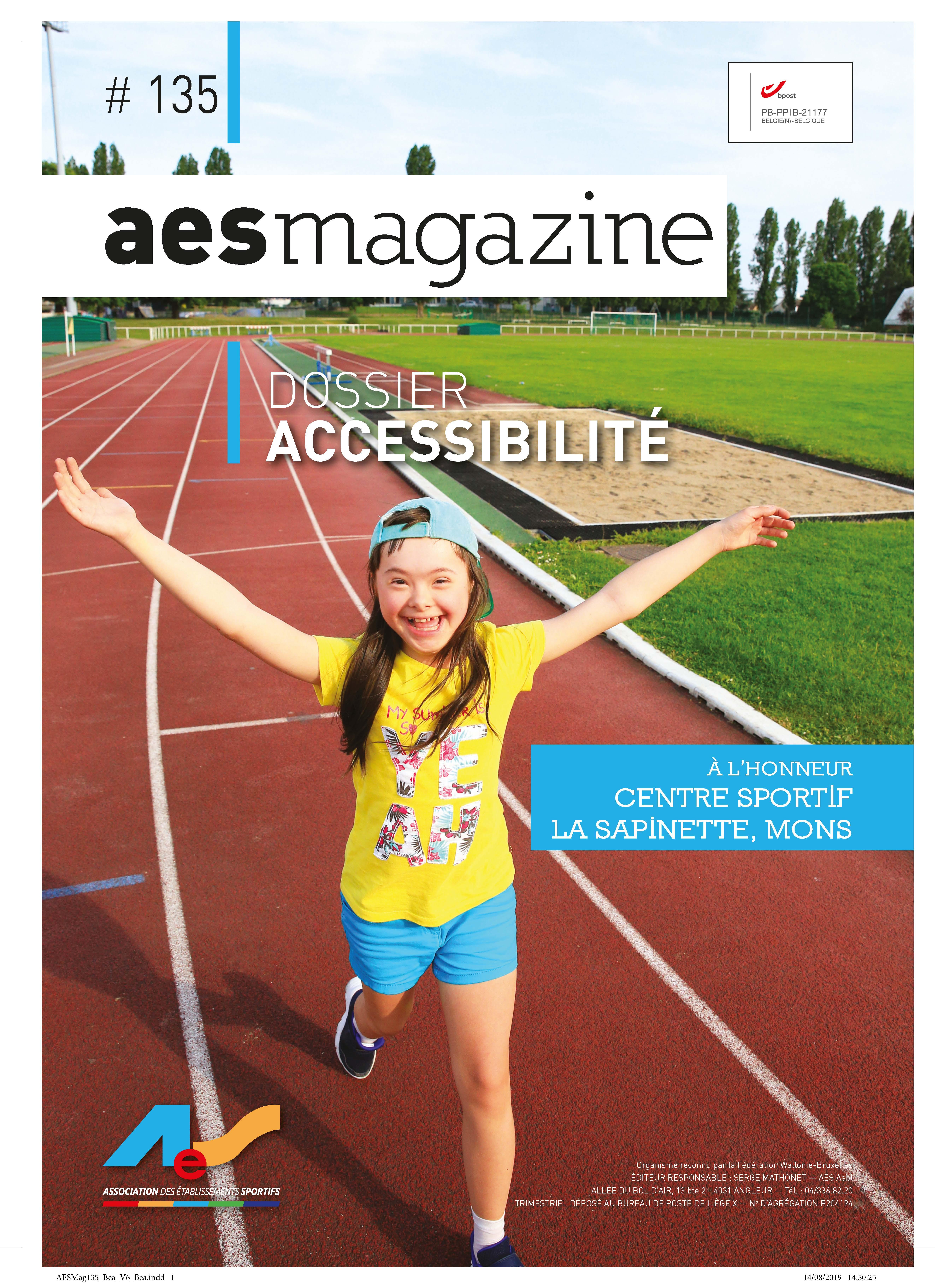 AES Magazine #135