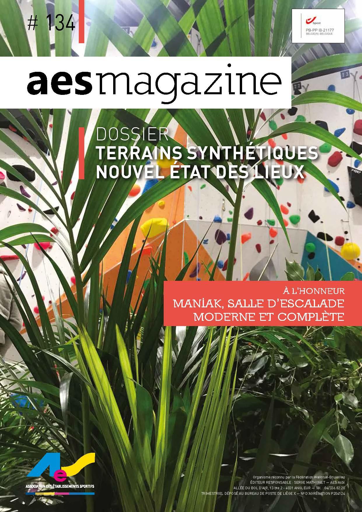 AES Magazine #134